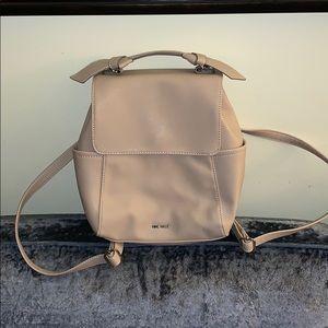 NWOT Nine West blush colored backpack 🎒